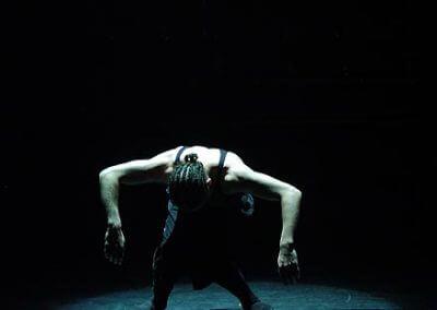 "Albeda Dance College – Eindvoorstelling 2007 ""Bug"""