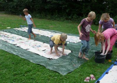 Talvandansen - Kinderprogramma's Buitenkunst - 2008
