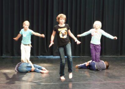Talvandansen - Kinderprogramma's Buitenkunst - 2007