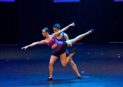 "Albeda Dans College – Eindvoorstelling 2009 ""Three Courses"""