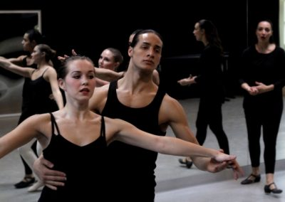 Albeda Dans College – Who's In Who's Out (BNN) 2012