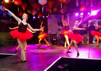 "Albeda Dans College – ""Glam Rock Tango"" @Earth Hour 2012 WNF"